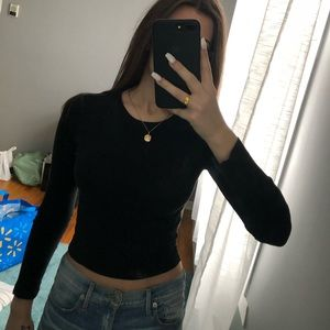 Black top frome H&M